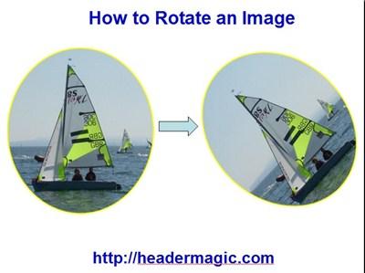 Rotate an Image