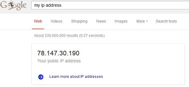 My-IP-Address